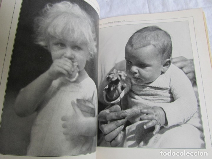 Libros antiguos: Libro de fotografías Das Deutfchekind (El niño alemán), años 20 - Foto 11 - 173152332