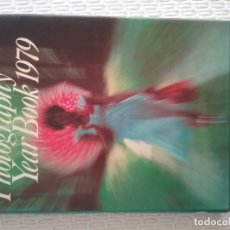 Libros antiguos: FOTOGRAPHY YEAR BOOK 1979. Lote 174578742