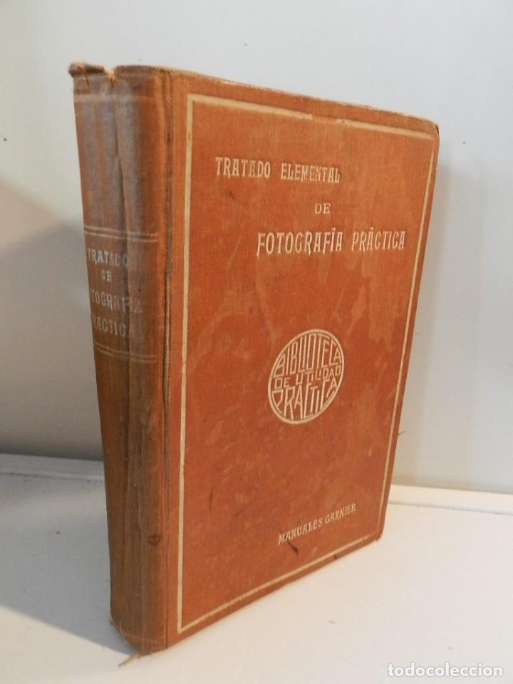 TRATADO DE FOTOGRAFIA PRACTICA NIEWENGLOWSKI 1900 ILUSTRADO 1ª EDICIÓN - LIBRO FOTOGRAFÍA (Libros Antiguos, Raros y Curiosos - Bellas artes, ocio y coleccion - Diseño y Fotografía)
