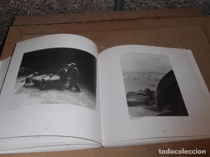 Libros antiguos: EN GALIZA NOS 50 As Agrupacions Fotograficas - Fotografias antiguas de Galicia - Foto 5 - 178128837