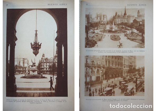 """Libros antiguos: CALCAÑO, Edmundo T. Buenos Aires. 1930 (""""Enciclopedia Gráfica""""). - Foto 2 - 178775645"""
