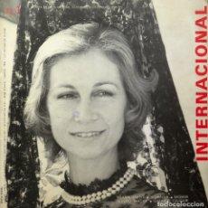 Libros antiguos: INTERNACIONAL Nº 1. REVISTA MENSUAL JULIO/AGOSTO 1985.. Lote 179189088