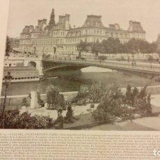 Libros antiguos: PORTFOLIO DE FOTOGRAFIAS DE CIUDADES, PAISAJES Y CUADROS, SUC.RIVADENEYRA 1896. Lote 181370508