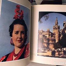 Libros antiguos: SPANIEN. EIN FARBBILDWERK. (BERLÍN, 1942) FOTOGRAFÍAS COLOR. EDITADO EN LA ALEMANIA NAZI. . Lote 185982092