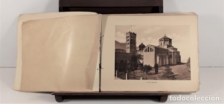 Libros antiguos: MONESTIR DE SANTA MARÍA DE RIPOLL. L. ROISIN. BARCELONA. SIGLO XX. - Foto 4 - 168797924