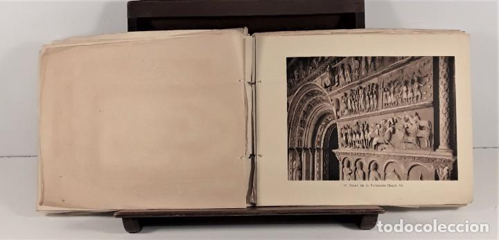 Libros antiguos: MONESTIR DE SANTA MARÍA DE RIPOLL. L. ROISIN. BARCELONA. SIGLO XX. - Foto 6 - 168797924