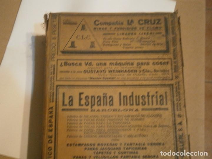 Libros antiguos: ANUARIO GENERAL DE ESPAÑA 1931¡TOMO 2¡¡BARCELONA-CORUÑA,UNICO EN TC - Foto 2 - 188518791