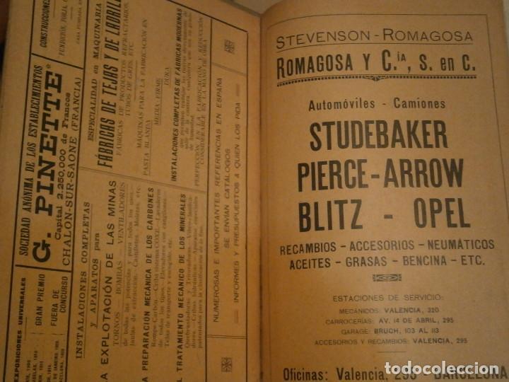 Libros antiguos: ANUARIO GENERAL DE ESPAÑA 1931¡TOMO 2¡¡BARCELONA-CORUÑA,UNICO EN TC - Foto 8 - 188518791