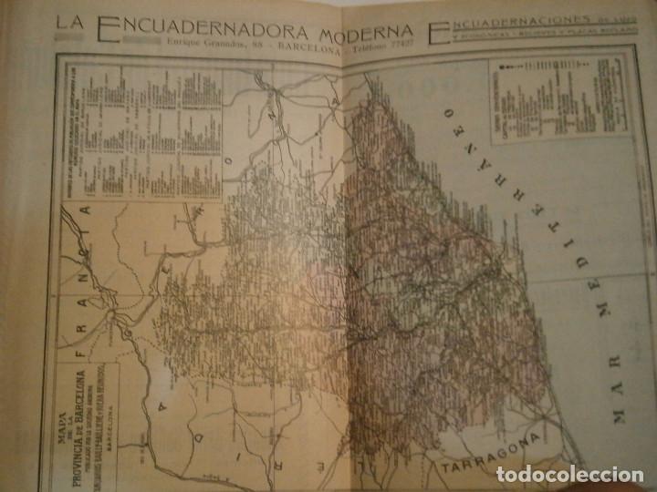 Libros antiguos: ANUARIO GENERAL DE ESPAÑA 1931¡TOMO 2¡¡BARCELONA-CORUÑA,UNICO EN TC - Foto 10 - 188518791
