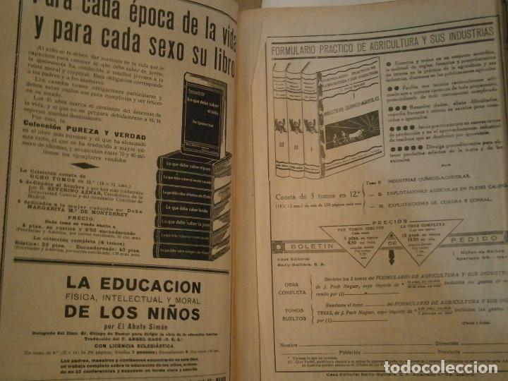 Libros antiguos: ANUARIO GENERAL DE ESPAÑA 1931¡TOMO 2¡¡BARCELONA-CORUÑA,UNICO EN TC - Foto 12 - 188518791