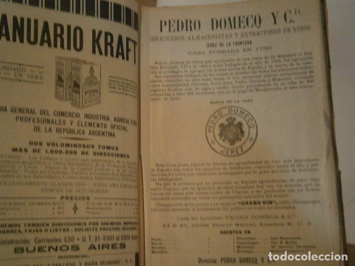 Libros antiguos: ANUARIO GENERAL DE ESPAÑA 1931¡TOMO 2¡¡BARCELONA-CORUÑA,UNICO EN TC - Foto 14 - 188518791