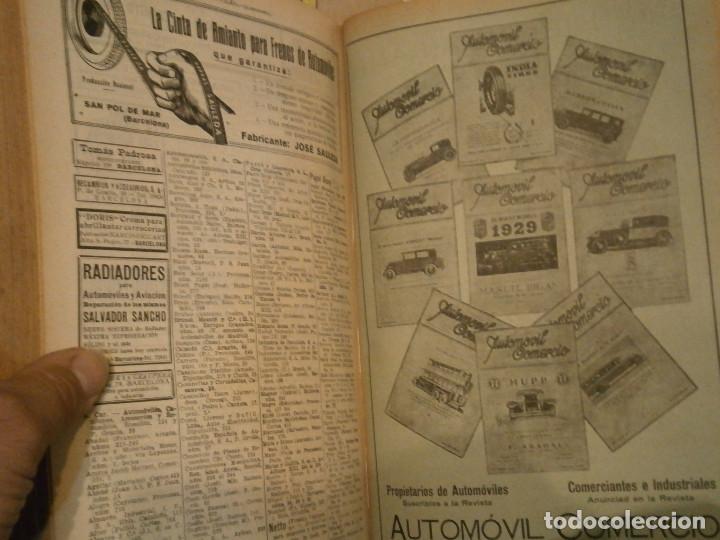 Libros antiguos: ANUARIO GENERAL DE ESPAÑA 1931¡TOMO 2¡¡BARCELONA-CORUÑA,UNICO EN TC - Foto 24 - 188518791