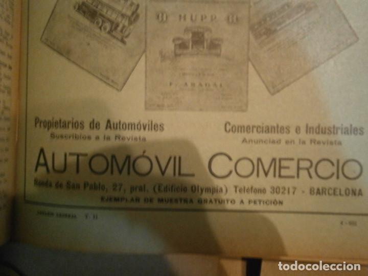 Libros antiguos: ANUARIO GENERAL DE ESPAÑA 1931¡TOMO 2¡¡BARCELONA-CORUÑA,UNICO EN TC - Foto 27 - 188518791