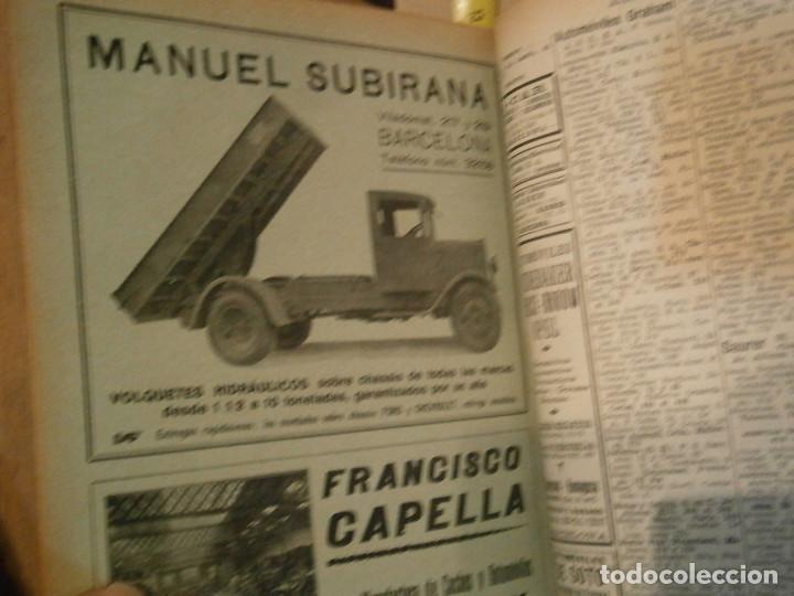 Libros antiguos: ANUARIO GENERAL DE ESPAÑA 1931¡TOMO 2¡¡BARCELONA-CORUÑA,UNICO EN TC - Foto 38 - 188518791