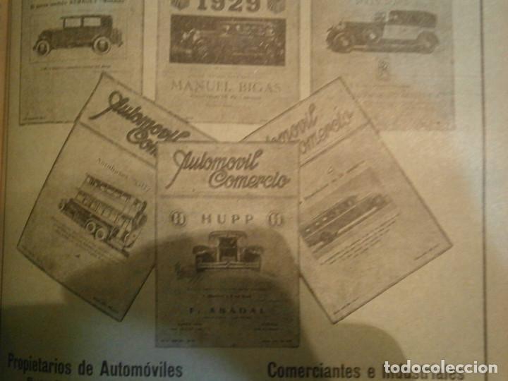 Libros antiguos: ANUARIO GENERAL DE ESPAÑA 1931¡TOMO 2¡¡BARCELONA-CORUÑA,UNICO EN TC - Foto 41 - 188518791