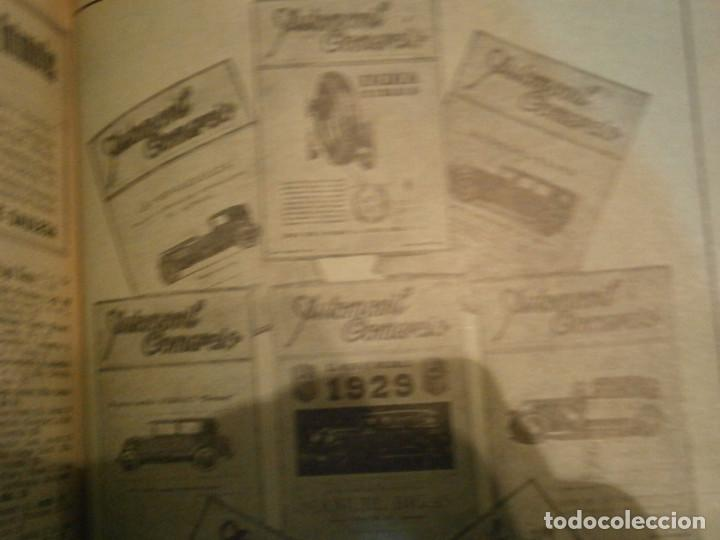 Libros antiguos: ANUARIO GENERAL DE ESPAÑA 1931¡TOMO 2¡¡BARCELONA-CORUÑA,UNICO EN TC - Foto 42 - 188518791