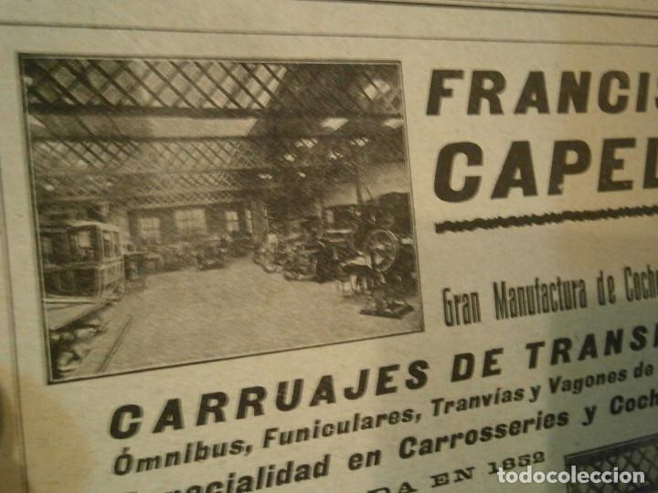 Libros antiguos: ANUARIO GENERAL DE ESPAÑA 1931¡TOMO 2¡¡BARCELONA-CORUÑA,UNICO EN TC - Foto 47 - 188518791