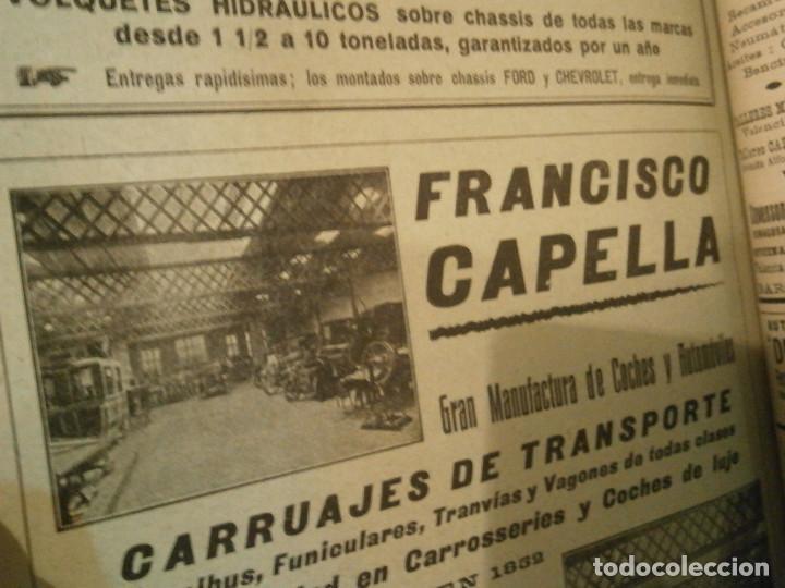 Libros antiguos: ANUARIO GENERAL DE ESPAÑA 1931¡TOMO 2¡¡BARCELONA-CORUÑA,UNICO EN TC - Foto 48 - 188518791