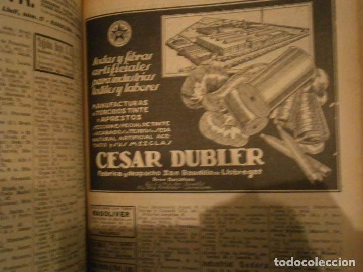 Libros antiguos: ANUARIO GENERAL DE ESPAÑA 1931¡TOMO 2¡¡BARCELONA-CORUÑA,UNICO EN TC - Foto 56 - 188518791