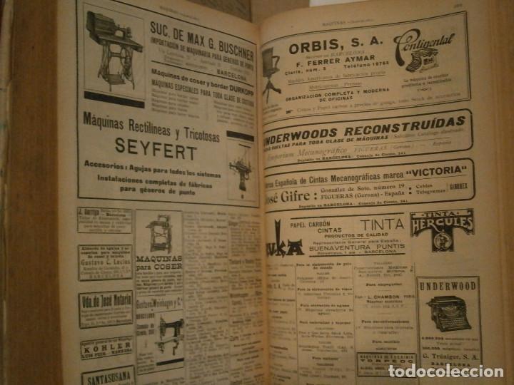 Libros antiguos: ANUARIO GENERAL DE ESPAÑA 1931¡TOMO 2¡¡BARCELONA-CORUÑA,UNICO EN TC - Foto 59 - 188518791