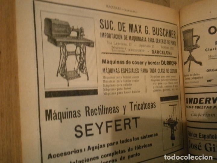 Libros antiguos: ANUARIO GENERAL DE ESPAÑA 1931¡TOMO 2¡¡BARCELONA-CORUÑA,UNICO EN TC - Foto 60 - 188518791