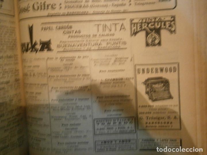 Libros antiguos: ANUARIO GENERAL DE ESPAÑA 1931¡TOMO 2¡¡BARCELONA-CORUÑA,UNICO EN TC - Foto 62 - 188518791