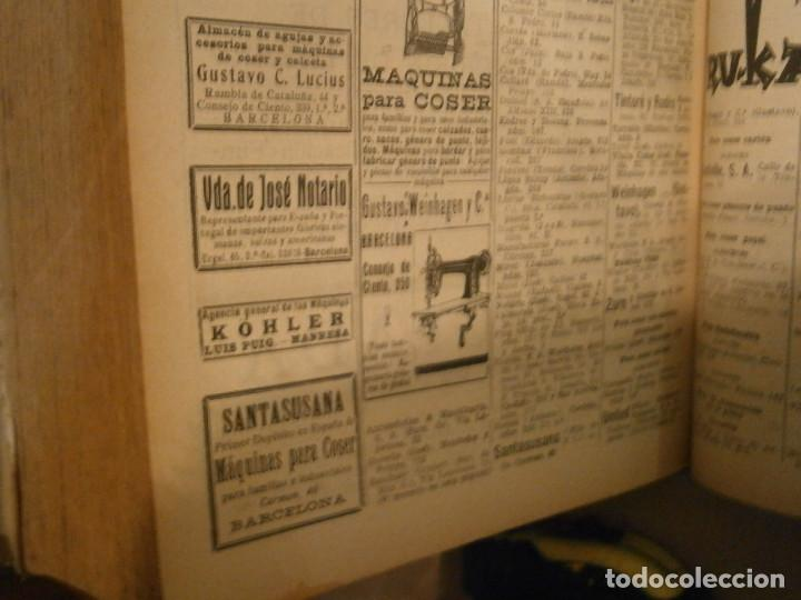 Libros antiguos: ANUARIO GENERAL DE ESPAÑA 1931¡TOMO 2¡¡BARCELONA-CORUÑA,UNICO EN TC - Foto 72 - 188518791