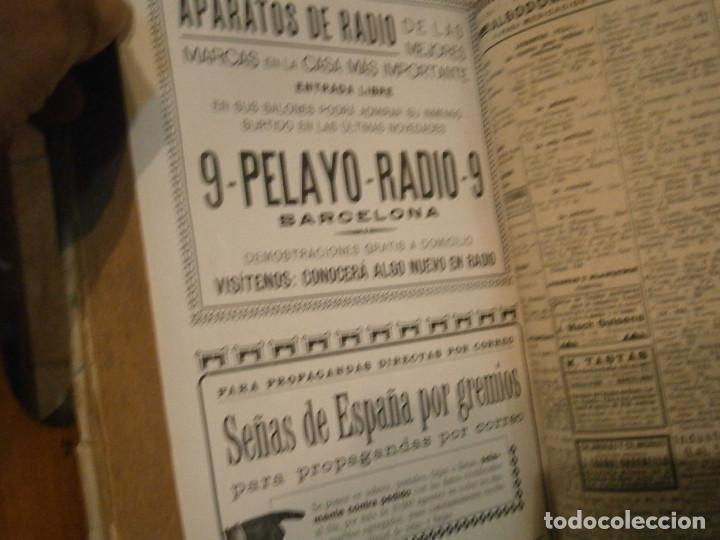 Libros antiguos: ANUARIO GENERAL DE ESPAÑA 1931¡TOMO 2¡¡BARCELONA-CORUÑA,UNICO EN TC - Foto 73 - 188518791