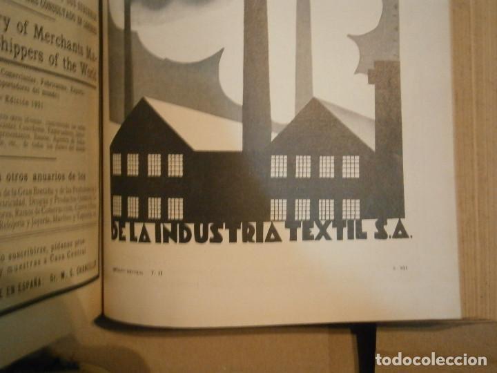 Libros antiguos: ANUARIO GENERAL DE ESPAÑA 1931¡TOMO 2¡¡BARCELONA-CORUÑA,UNICO EN TC - Foto 77 - 188518791