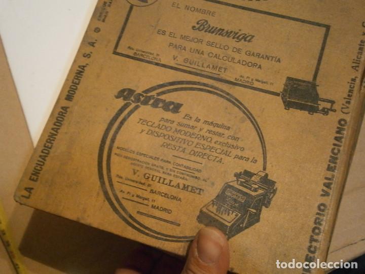 Libros antiguos: ANUARIO GENERAL DE ESPAÑA 1931¡TOMO 2¡¡BARCELONA-CORUÑA,UNICO EN TC - Foto 89 - 188518791