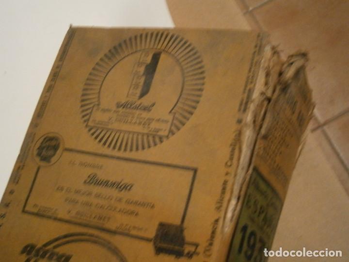 Libros antiguos: ANUARIO GENERAL DE ESPAÑA 1931¡TOMO 2¡¡BARCELONA-CORUÑA,UNICO EN TC - Foto 95 - 188518791