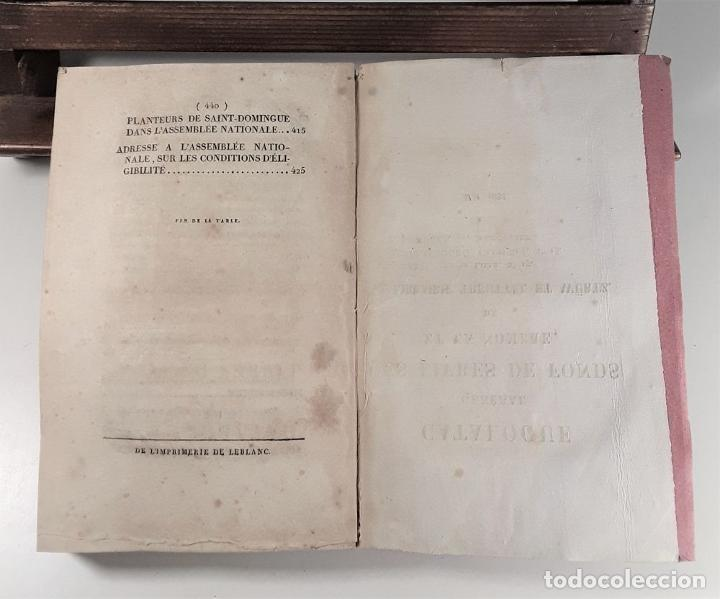 Libros antiguos: ESQUISSE DUN TABLEAU HISTORIQUE DES PROGRÈS DE LESPRIT HUMAIN. CONDORCET. PARÍS. 1822. - Foto 8 - 189094383