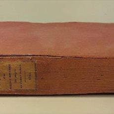 Libros antiguos: ESQUISSE DUN TABLEAU HISTORIQUE DES PROGRÈS DE LESPRIT HUMAIN. CONDORCET. PARÍS. 1822.. Lote 189094383