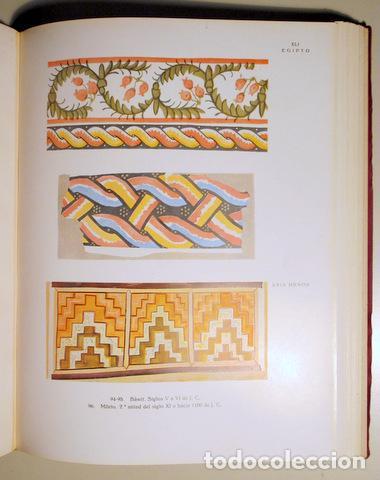 Libros antiguos: BOSSERT, Helmuth Th. - PINTURA DECORATIVA - Barcelona 1929 - Muy ilustrado - Foto 3 - 190910478