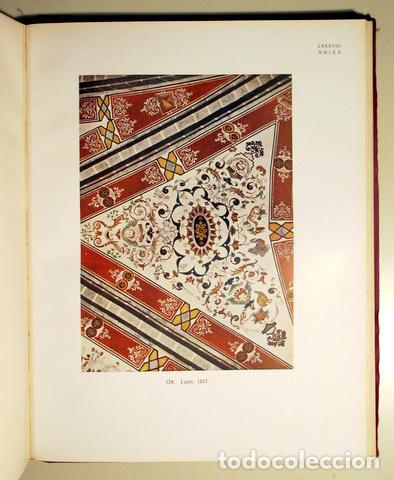 Libros antiguos: BOSSERT, Helmuth Th. - PINTURA DECORATIVA - Barcelona 1929 - Muy ilustrado - Foto 4 - 190910478