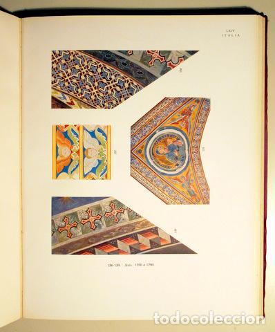 Libros antiguos: BOSSERT, Helmuth Th. - PINTURA DECORATIVA - Barcelona 1929 - Muy ilustrado - Foto 5 - 190910478