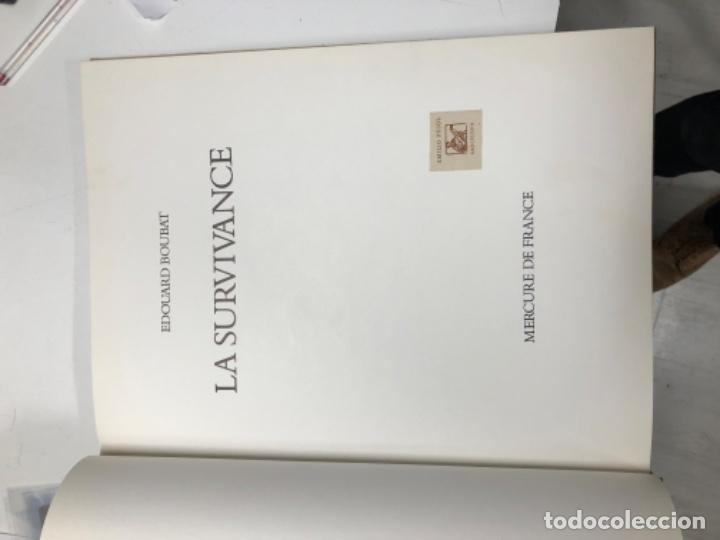 Libros antiguos: LA survivance, fotografías de edouard Boubat, mercure de france, 1976. 28x27 cm. - Foto 12 - 49112467