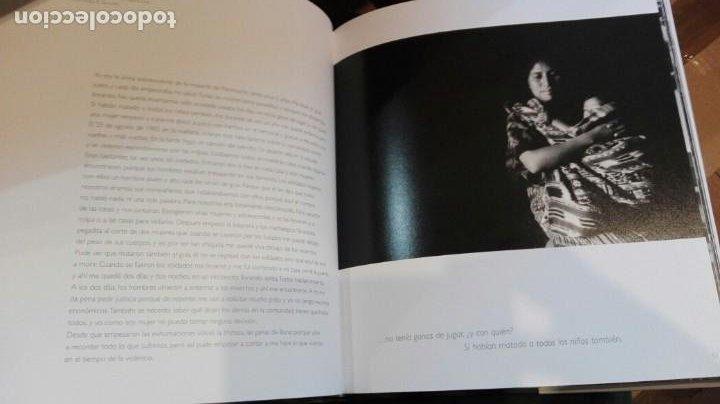Libros antiguos: la verdad bajo la tierra.guatemala, el genocidio silenciado.miquel dewevwr plana.blume - Foto 5 - 170649145