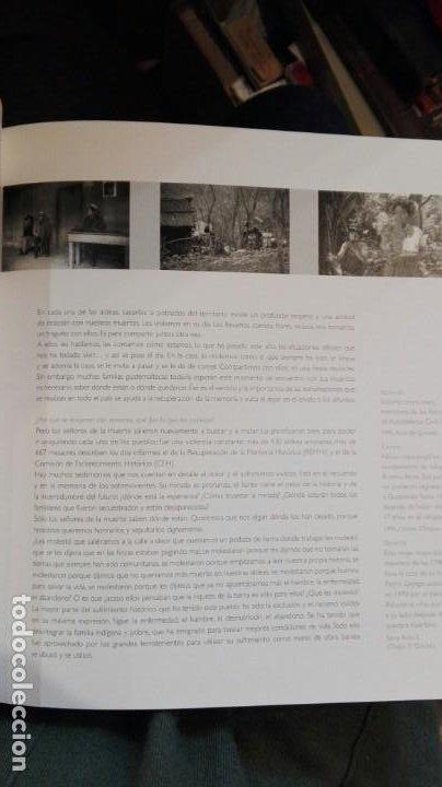 Libros antiguos: la verdad bajo la tierra.guatemala, el genocidio silenciado.miquel dewevwr plana.blume - Foto 8 - 170649145