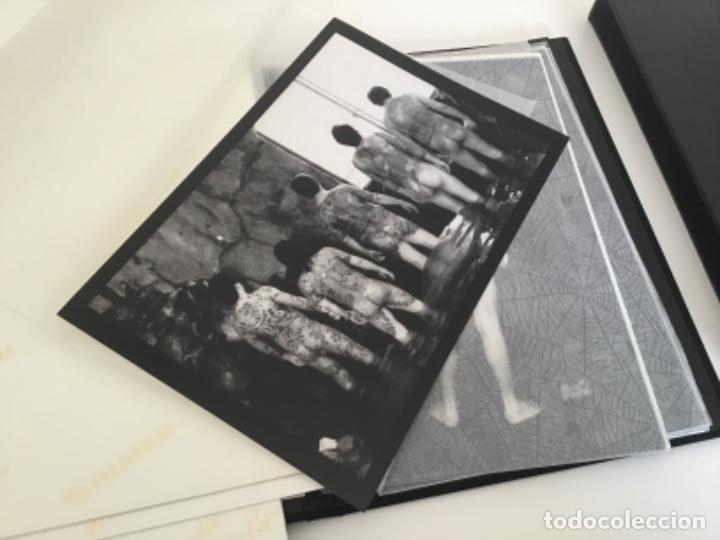 Libros antiguos: Irina Ionesco- 15 fotografías con su estuche - Foto 5 - 193303585