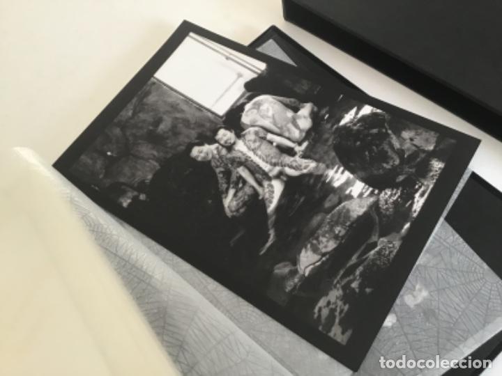 Libros antiguos: Irina Ionesco- 15 fotografías con su estuche - Foto 8 - 193303585