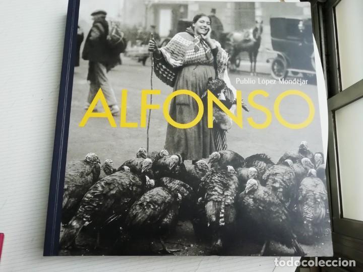 ALFONSO CATÁLOGO EXPOSICIÓN FOTOGRAFÍAS (Libros Antiguos, Raros y Curiosos - Bellas artes, ocio y coleccion - Diseño y Fotografía)