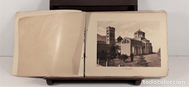 Libros antiguos: MONESTIR DE SANTA MARÍA DE RIPOLL. L. ROISIN. BARCELONA. SIGLO XX. - Foto 16 - 168797924