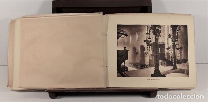 Libros antiguos: MONESTIR DE SANTA MARÍA DE RIPOLL. L. ROISIN. BARCELONA. SIGLO XX. - Foto 20 - 168797924