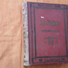 Libros antiguos: LA ESFERA, ILUSTRACIÓN MUNDIAL, 1914,. Lote 199145735