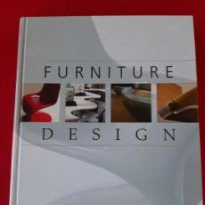 Libros antiguos: FURNITURE DESIGN, JIM POSTELL, 2007. Lote 199231411