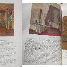 Libros antiguos: WALTER GAY, PEINTRE D'INTÉRIEURS. GILLET LOUIS (TEXTE) 1923. L'ILLUSTRATION. Lote 199493937
