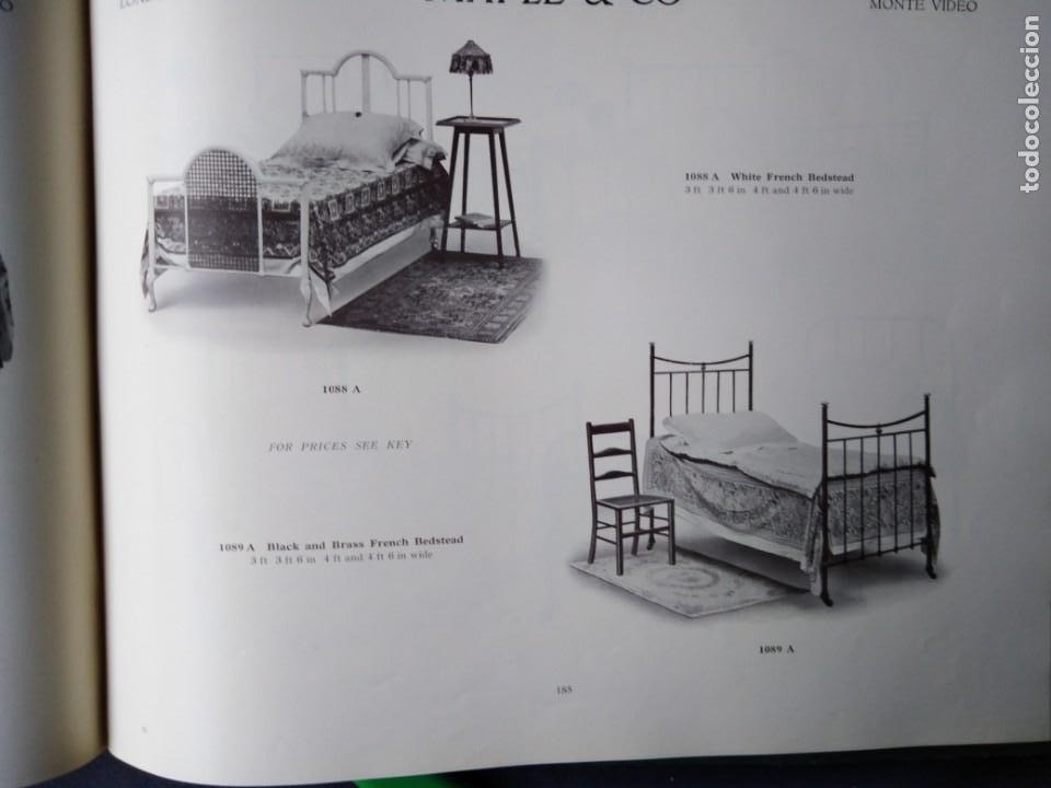 Libros antiguos: CATALOGO 1912 ILLUSTRATIONS OF FURNITURE MAPLE CO MUEBLES SILLAS LAMPARAS UTENSILIOS DEL HOGAR - Foto 8 - 204452770