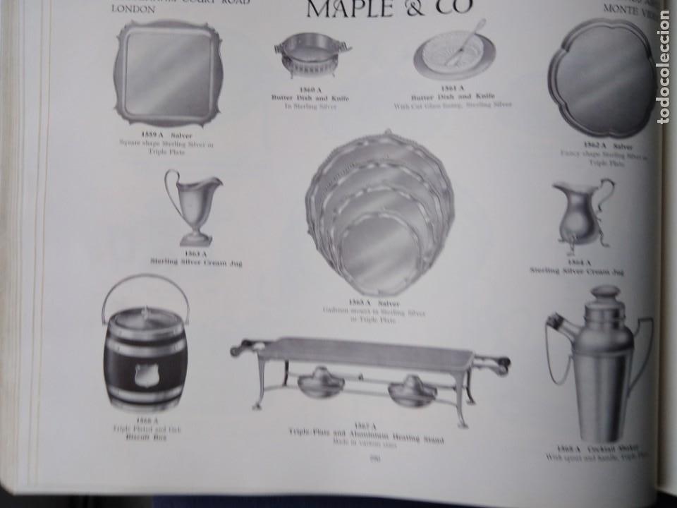 Libros antiguos: CATALOGO 1912 ILLUSTRATIONS OF FURNITURE MAPLE CO MUEBLES SILLAS LAMPARAS UTENSILIOS DEL HOGAR - Foto 17 - 204452770