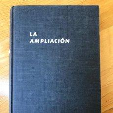 Libros antiguos: LA AMPLIACIÓN. LA TÉCNICA DEL POSITIVO. JACOBSON, C. I. PH. D Y MANNHEIM, L. A., M. A.. Lote 205699647